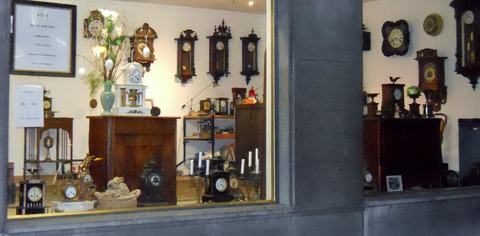 dr d koester uhrmacher in mainz antike uhren. Black Bedroom Furniture Sets. Home Design Ideas